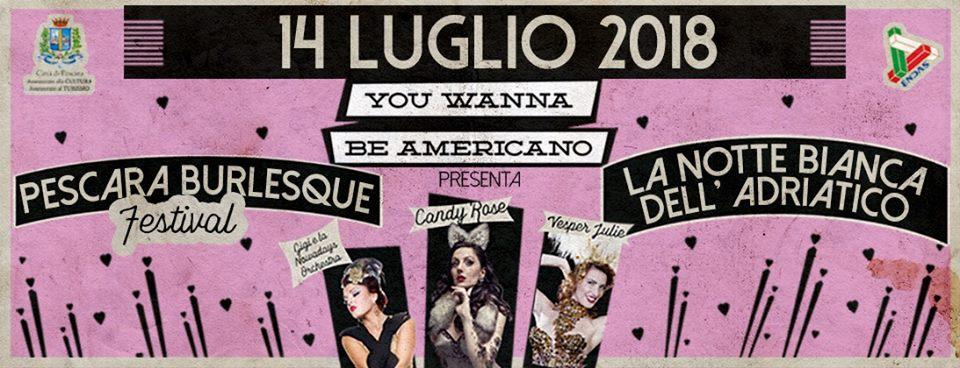 Pescara Burlesque Festival
